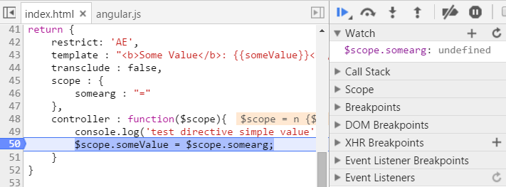 Jeffry Houser's Blog: Why are my AngularJS Directive's